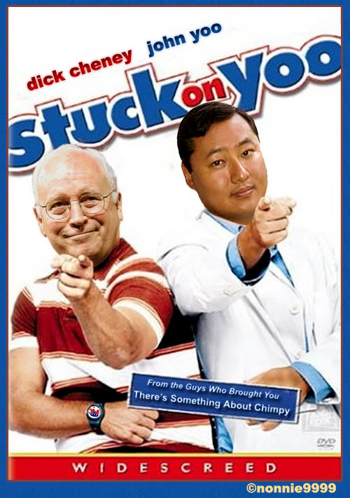 stuckonyoujohnyoocheney