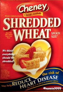 cheneyshreddedwheat