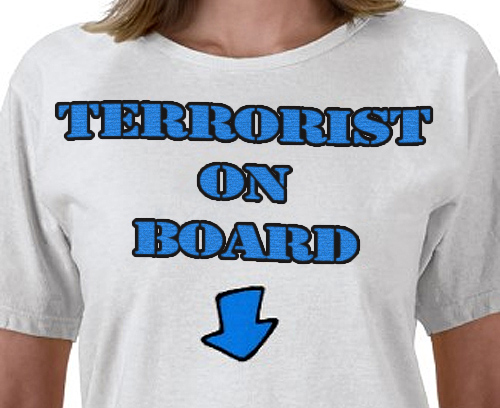 terroristonboardtshirt