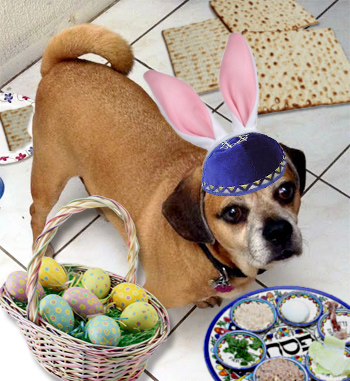 macho easter passover