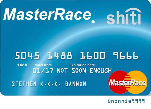 mastercard20steve20bannon