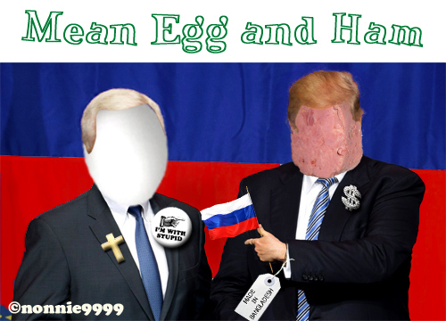 trump20and20pence20ham20and20egg