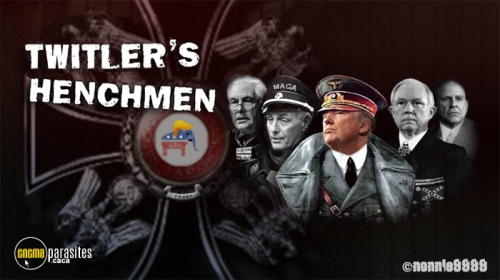 hitler's henchemen