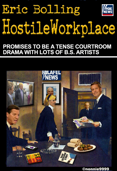 hostile witness faux news