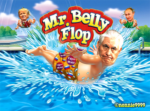 mr belly flop