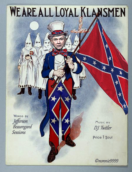we are all loyal klansmen sheet music