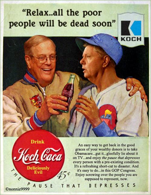 coca cola lindsey graham