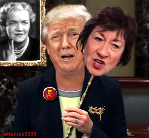 susan collins mask