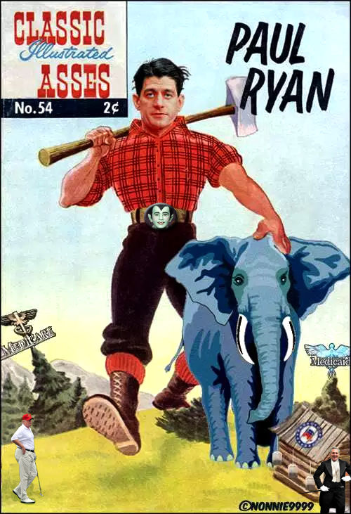 paul bunyan paul ryan