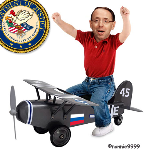 rod rosenstein plane