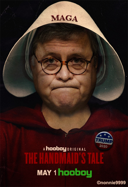 the handmaid's tale bill barr