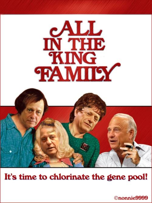 all in the family steve king