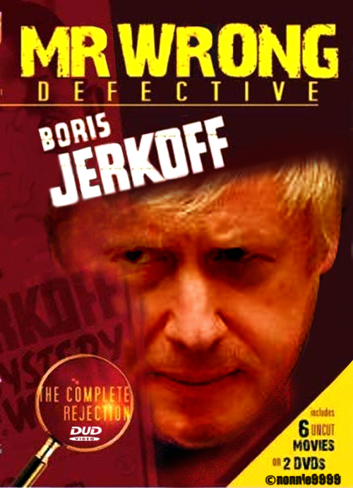 mr. wong detective boris johnson