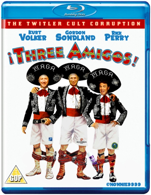 three amigos