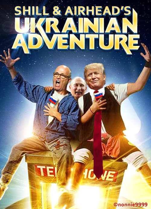 bill & ted's excellent adventure 2