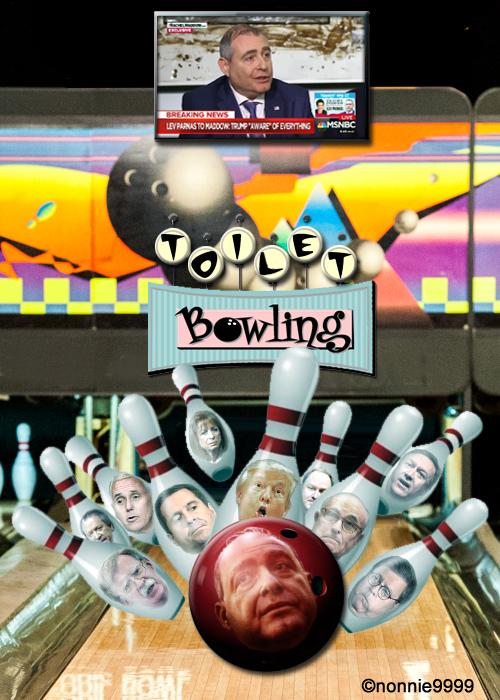 bowling ball lev parnas