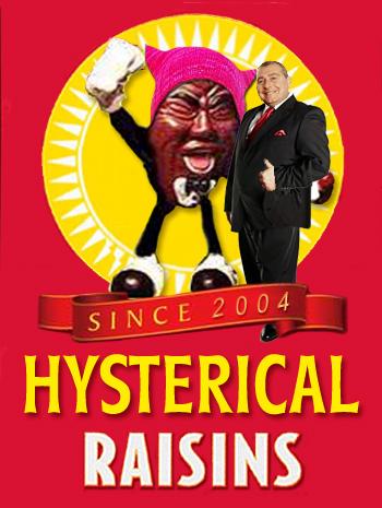 hysterical raisins lev parnas