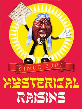 bar mitzvah raisin