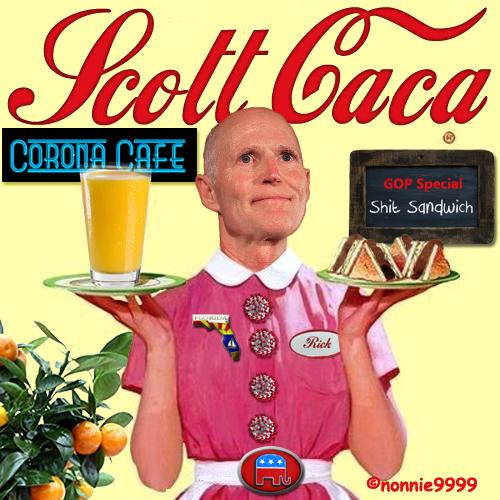 coca cola rick scott