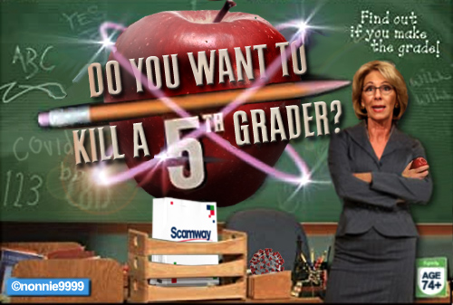 are you smarter than a 5th grader betsy devos
